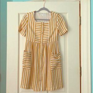 Girls size 13-14 dress